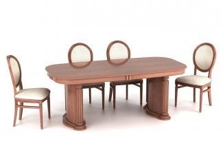 Обеденная группа Стол Альт 21 20 - Мебельная фабрика «Юта»