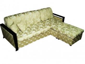 Диван угловой Тэффи-М аккордеон - Мебельная фабрика «Мебель-54»
