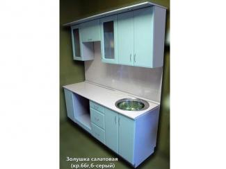 кухня Золушка Салатовая - Мебельная фабрика «Киржачская мебельная фабрика»