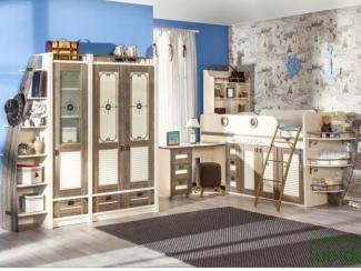 детская Калипсо (комплектация 3) - Мебельная фабрика «Любимый дом (Алмаз)»