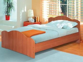 Кровать двуспальная - Мебельная фабрика «Аджио»
