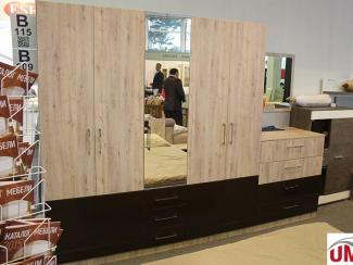 Мебельная выставка Краснодар: Шкаф - Мебельная фабрика «Элегия»
