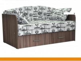 Мини-диван с ящиком Оникс 7 МД