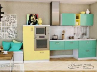 Кухня Ионна - Мебельная фабрика «Волжская мебель»