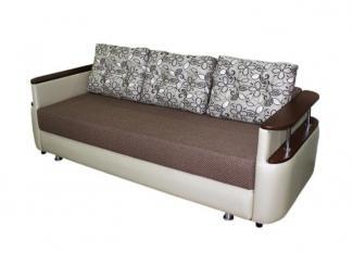 Диван Аделина - 3 ламинированные подлокотники - Мебельная фабрика «Аделина», г. Омск