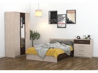 Спальный гарнитур Камелия  - Мебельная фабрика «Мебель плюс»