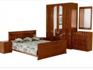 Спальня Афелия МДФ