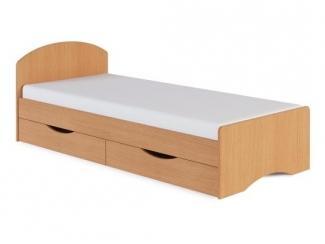 Кровать Румба с ящиками - Мебельная фабрика «КБ-Мебель»