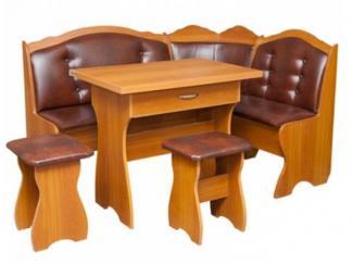 Кухонный уголок Елена - Мебельная фабрика «Мебельная столица», г. Липецк