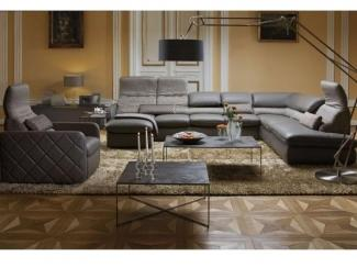 Диван KLER ACCORDO QUARTA - W133 - Импортёр мебели «Kler»