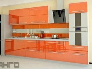 Прямая кухня Бесси с фасадом акрил - Мебельная фабрика «Манго»