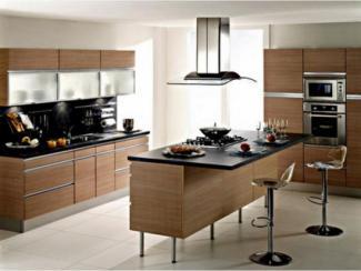 Кухонный гарнитур прямой 43 - Изготовление мебели на заказ «Ориана»