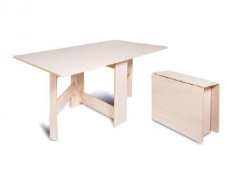 Стол раскладной Бабочка  - Мебельная фабрика «Диана», г. Омск