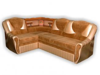 Диван угловой Комфорт 2 - Мебельная фабрика «Мечта»