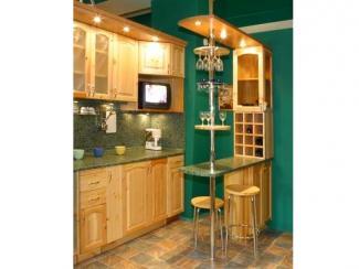Кухонный гарнитур прямой - Мебельная фабрика «Оливин»