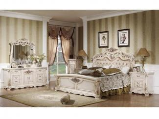 Спальный гарнитур Мадрид 8950