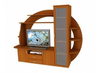 Гостиная стенка Радуга люкс - Импортёр мебели «Мебель Глобал»