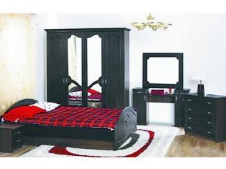 Спальня Анастасия-2 МДФ