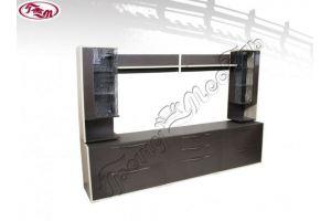 Стенка в гостиную Империал - Мебельная фабрика «Гранд-мебель»