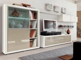Гостиная стенка глянец - Изготовление мебели на заказ «Мега»