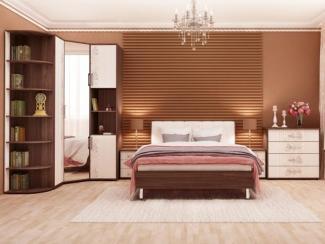 Спальный гарнитур Джулия 4 - Мебельная фабрика «Витра»