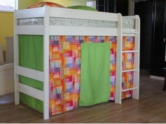 Кровать двухъярусная с балдахином  - Мебельная фабрика «Брянск-мебель»