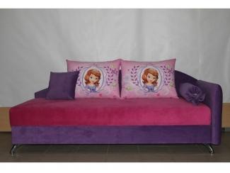 Детский диван с ящиком для белья - Мебельная фабрика «Люкс Холл»