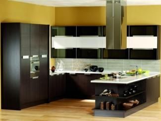 Кухонный гарнитур угловой 41 - Изготовление мебели на заказ «Ориана»