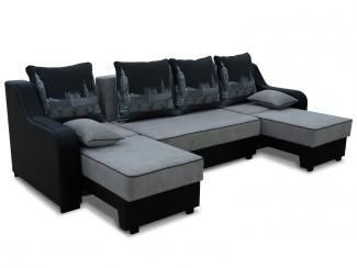 Диван п-образный Реал - Мебельная фабрика «Ладья»