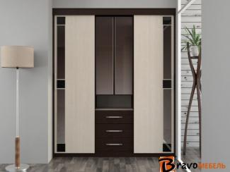 Шкаф-купе Бруклин - Мебельная фабрика «Bravo Мебель»