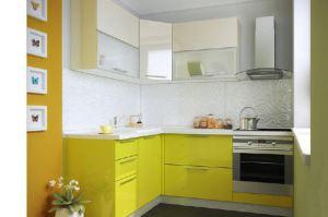 Кухня лаковая Вега - Мебельная фабрика «Кухни МЕСТО»