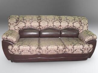 Диван прямой Луиза-4 седафлекс - Мебельная фабрика «Новая мебель»