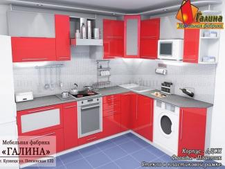 Кухонный гарнитур 21 - Мебельная фабрика «Галина»