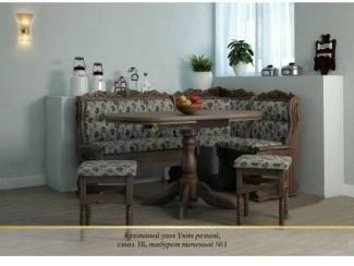 Обеденный комплект 3 - Мебельная фабрика «Верба-Мебель»