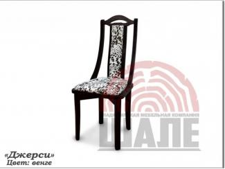 Стул Джерси - Мебельная фабрика «ВМК-Шале»
