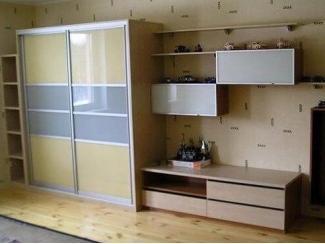 Шкаф-купе Гардеробная 002 - Мебельная фабрика «Гранд Мебель 97»