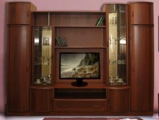 Гостиная стенка Татьяна 7 - Мебельная фабрика «Кошелев и К»