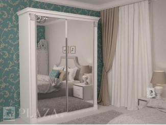 ШКАФ ПРЕМИУМ PLANA С СЕРЕБРОМ - Мебельная фабрика «PlazaReal»