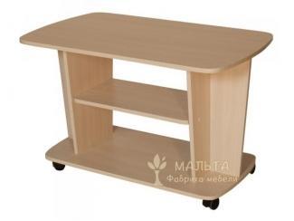 Светлый журнальный стол 14 - Мебельная фабрика «Мальта»