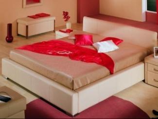 Кровать Afina - Мебельная фабрика «EVANTY», г. Саратов