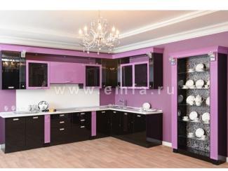 Кухонный гарнитур угловой CRYSTAL
