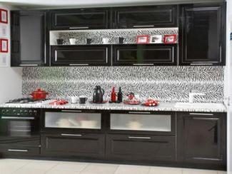 Кухонный гарнитур прямой - Изготовление мебели на заказ «МКМ»