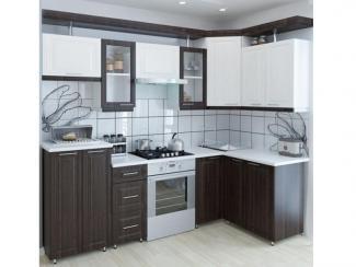 Кухня угловая «Надежда 2.1 (МДФ П)»