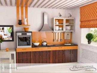 Кухня Дена - Мебельная фабрика «Волжская мебель»