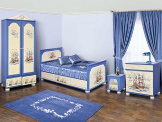 Детская Колумб - Мебельная фабрика «Прометей»