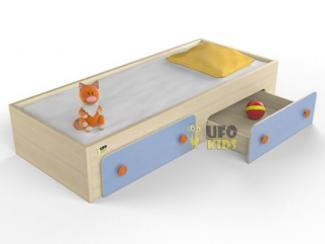 Кровать детская с ящиками - Мебельная фабрика «UFOkids», г. Санкт-Петербург