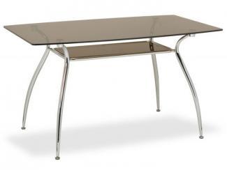 Стол обеденный стеклянный А 681 - Импортёр мебели «AERO (Италия, Малайзия, Китай)»