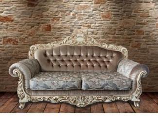 Классический диван Верона - Импортёр мебели «Евразия (Европа, Азия)»