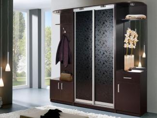 Прихожая прямая лдсп - Изготовление мебели на заказ «Мега»