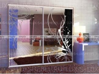 Шкаф-купе 24 - Мебельная фабрика «Люкс-С»
